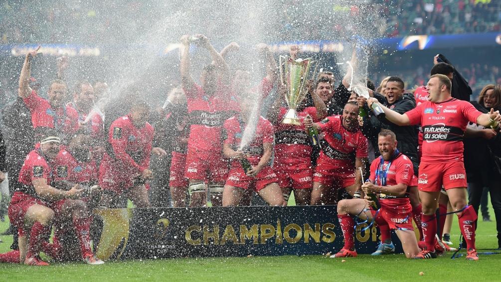 Williams proud of Toulon's fighting spirit