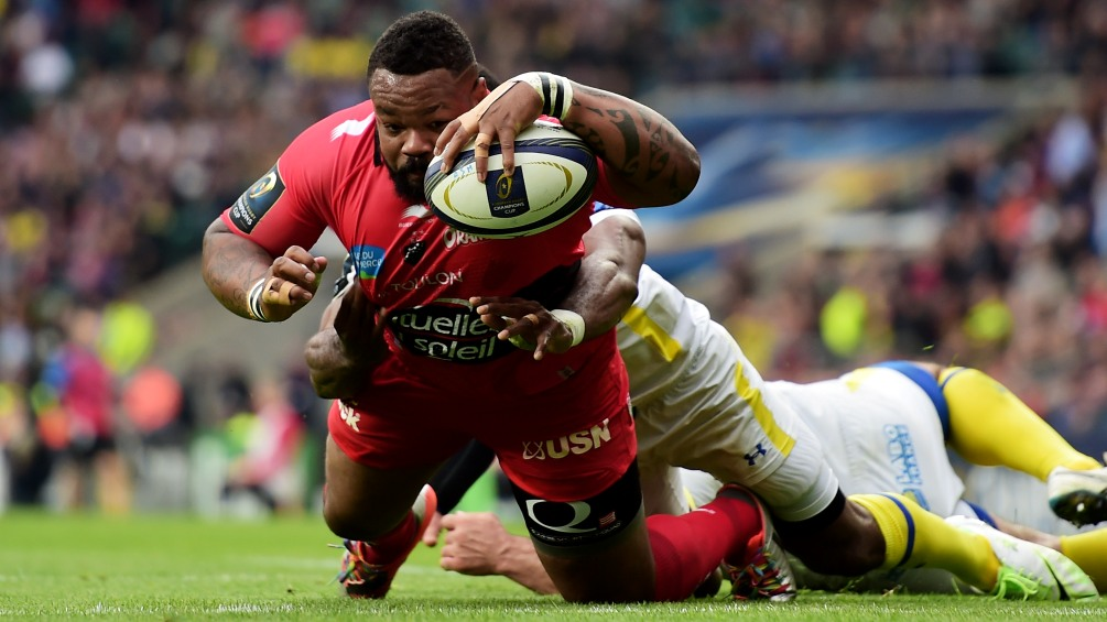 Toulon overpower Clermont to secure Champions Cup glory