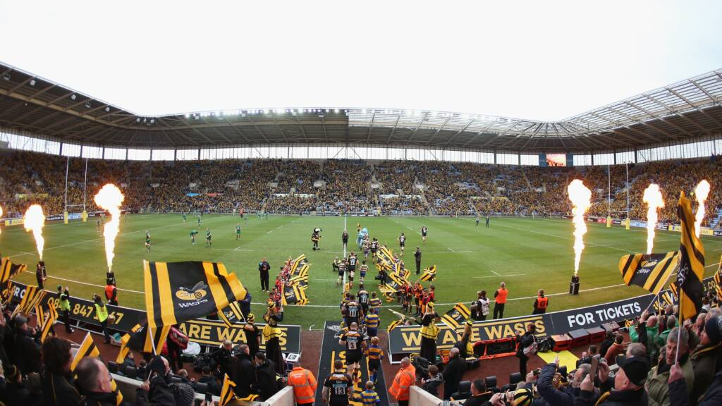 Wasps v Tigers Sells Out