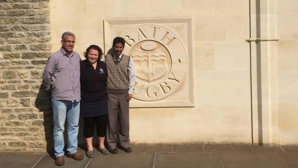 Bath Rugby talk social inclusion