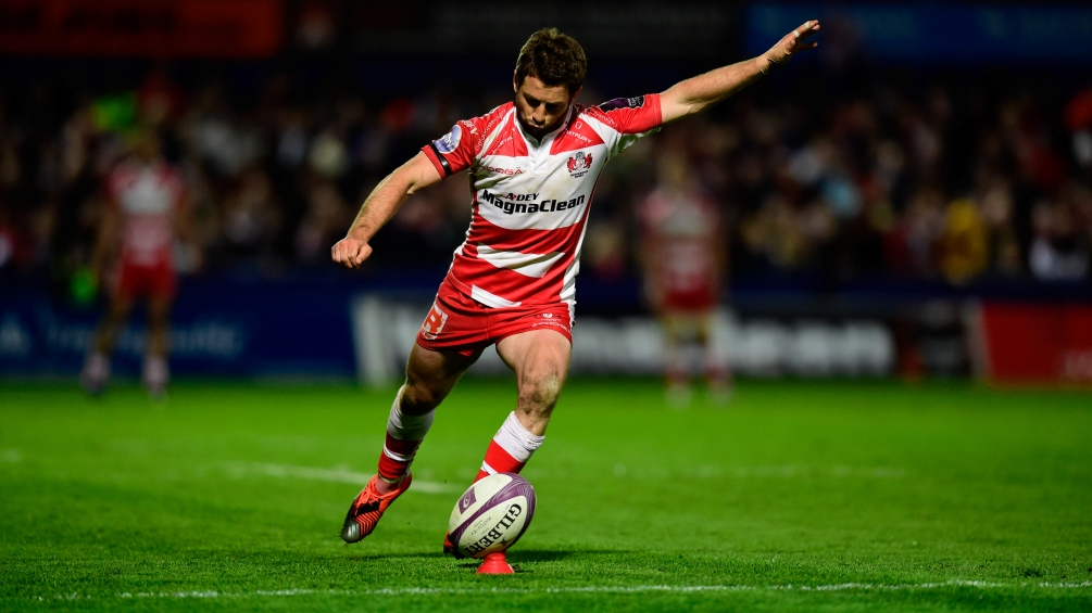 Laidlaw has old teammates in his sights