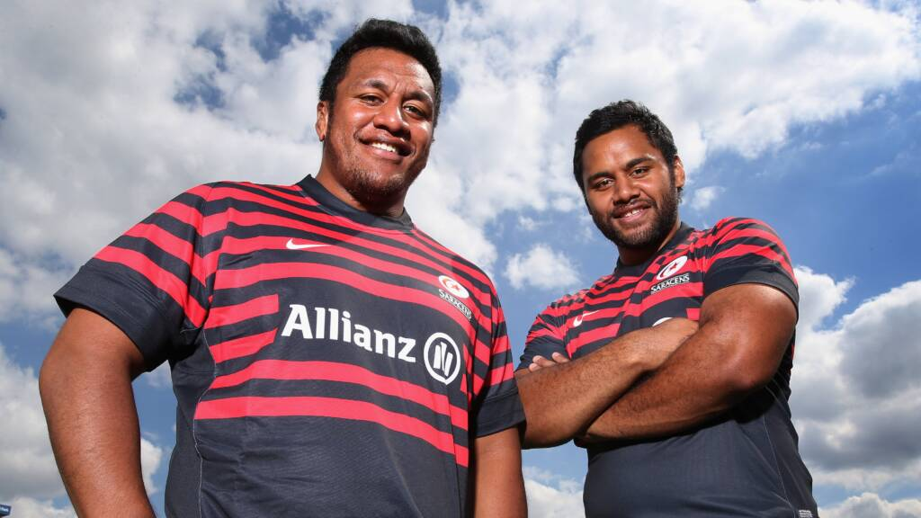 Billy and Mako commit to Saracens