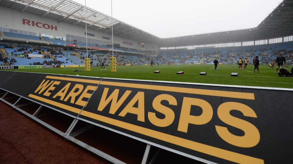 Wasps Senior Management Structure