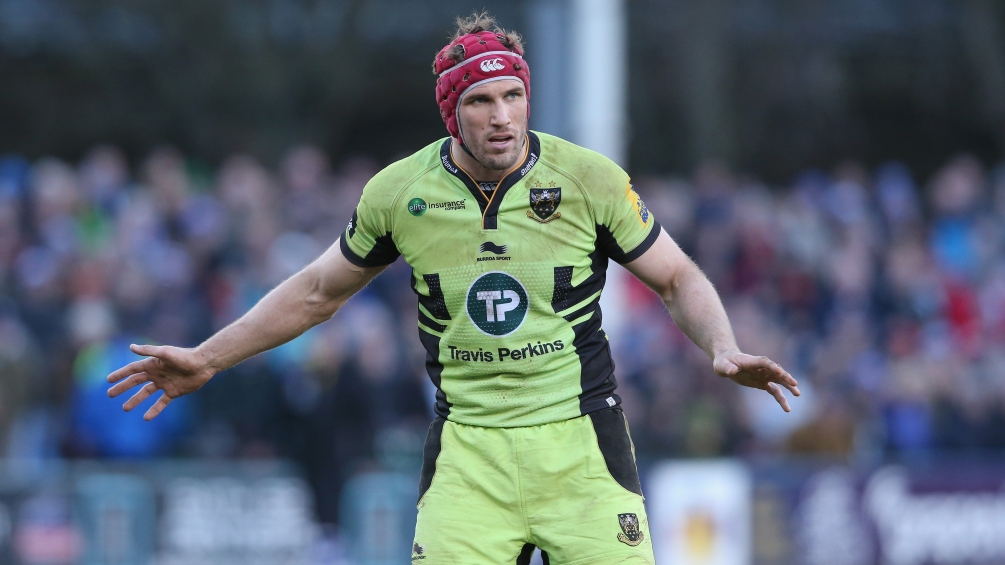 Day untroubled by Northampton Saints form