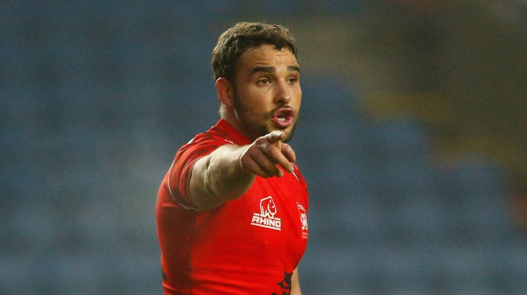 London Welsh Team vs Leicester Tigers