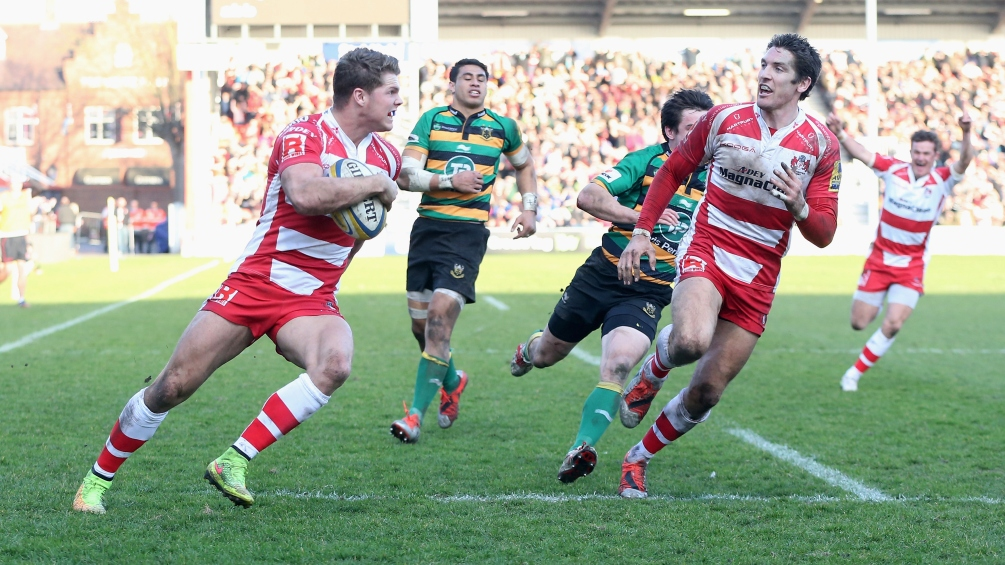 Purdy wants repeat performance from Gloucester