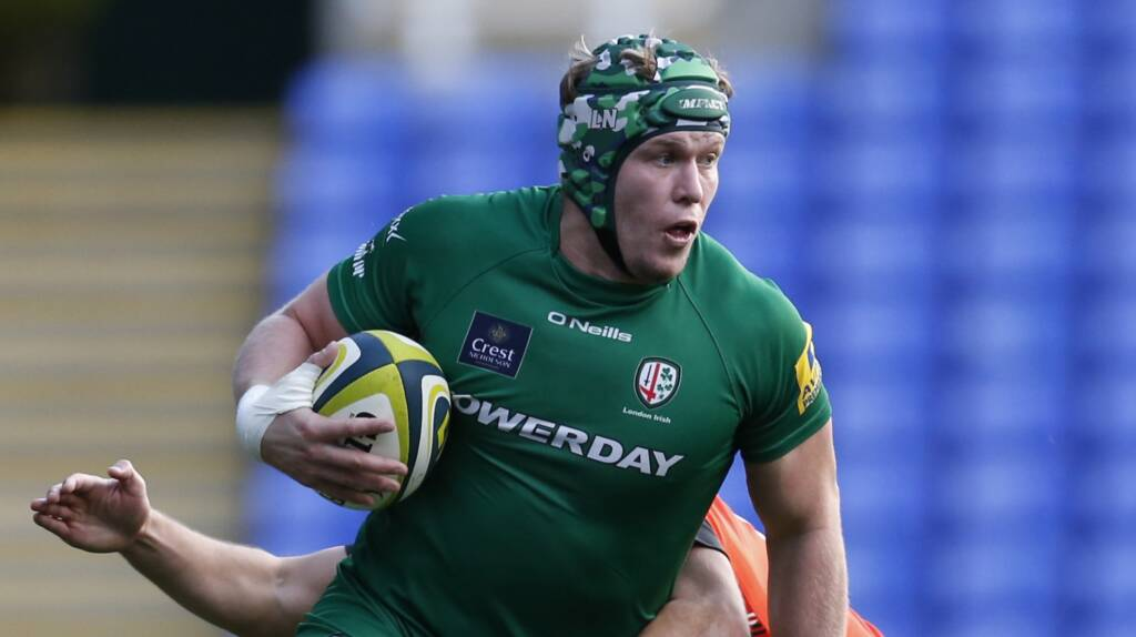 London Irish announce side for Bath visit