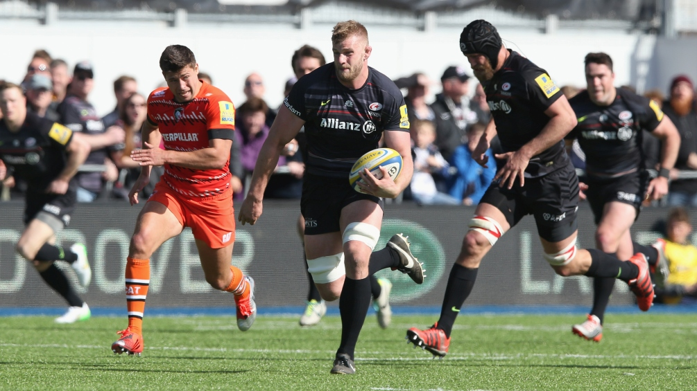 Kruis and Saracens have familiar foe in crosshairs
