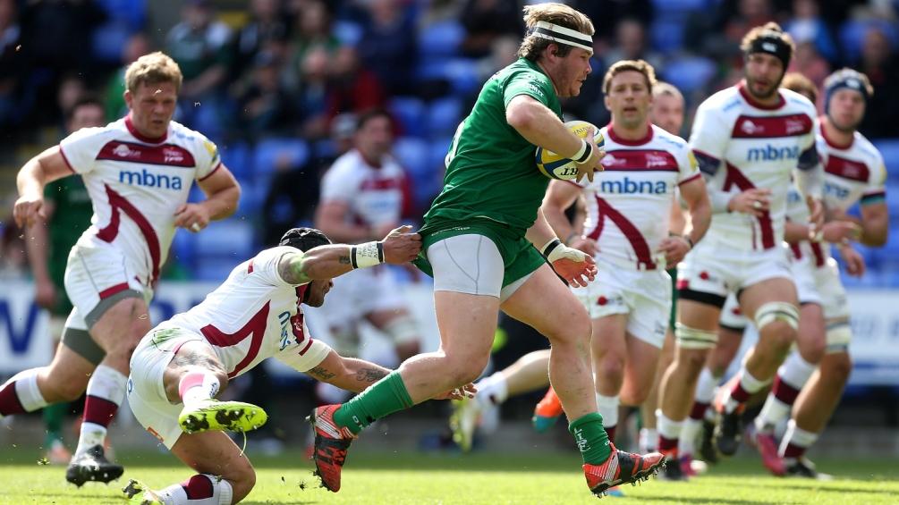 Palframan relishing his chance at London Irish