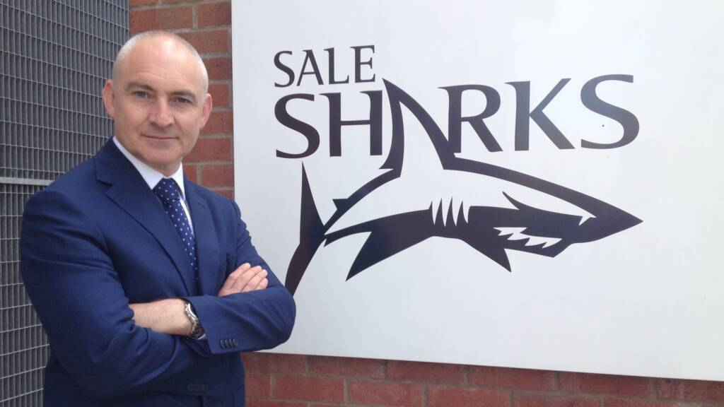 Sale Sharks appoint Jeremy Butler as new General Manager