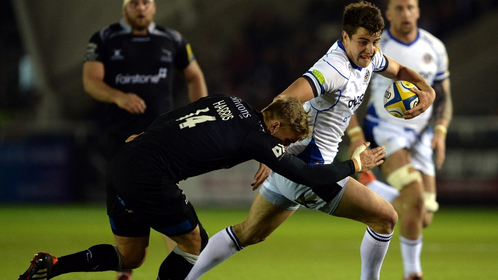 Devoto hoping to take centre stage for Bath Rugby