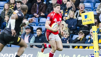 Elder announces himself on Premiership stage in style