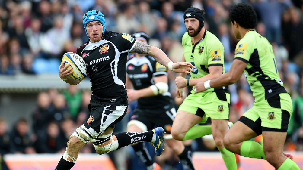 Aviva Premiership Rugby round-up: 3 Rounds to Go
