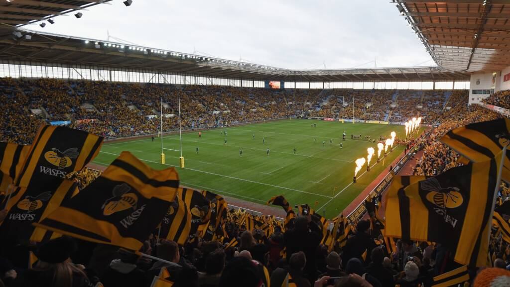 Planned improvements at the Ricoh Arena