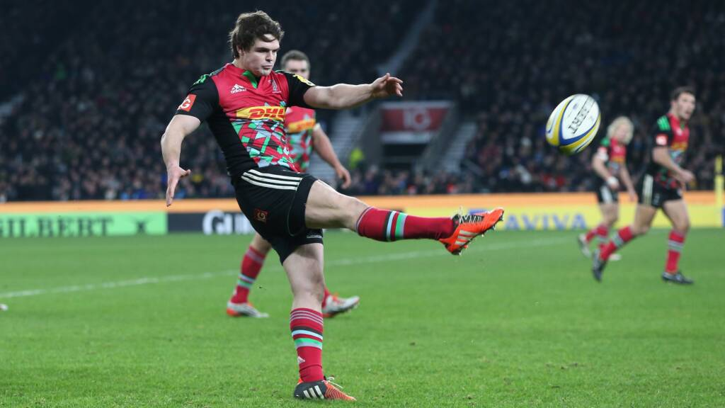 Swiel returns to Harlequins on full-time contract