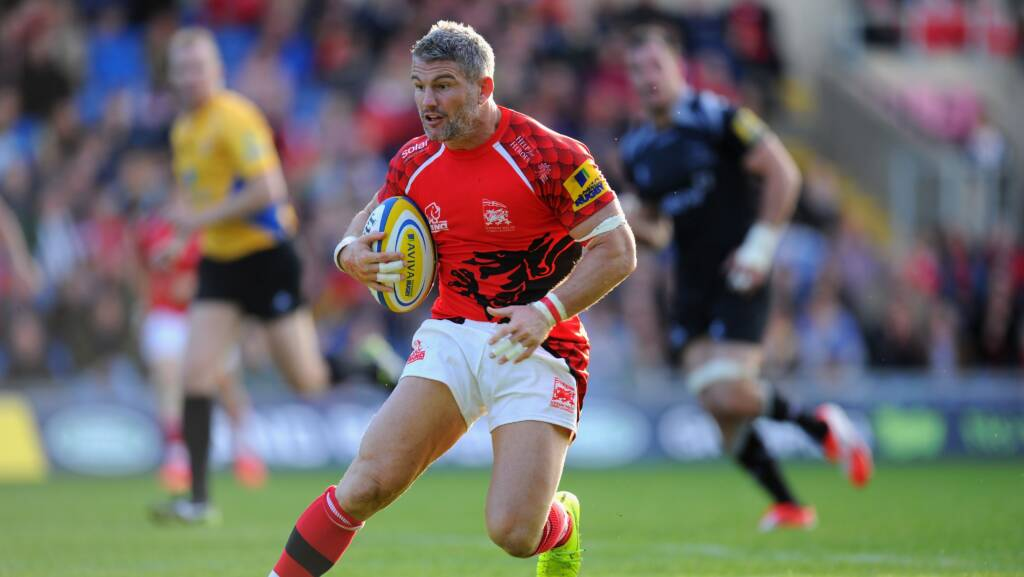 Buckland ready for new challenge at London Welsh