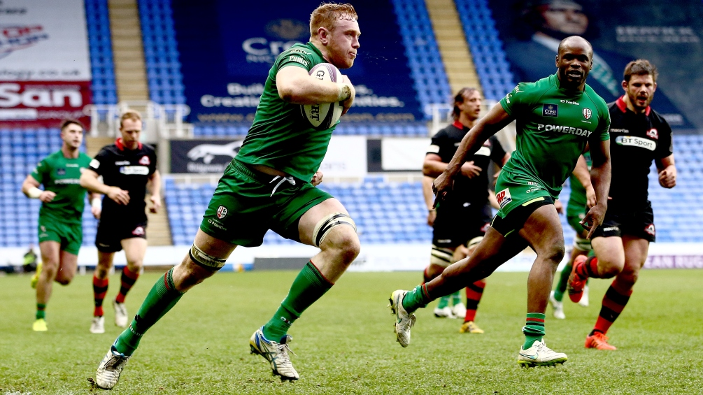 European Challenge Cup Round-Up: Battling London Irish knocked out