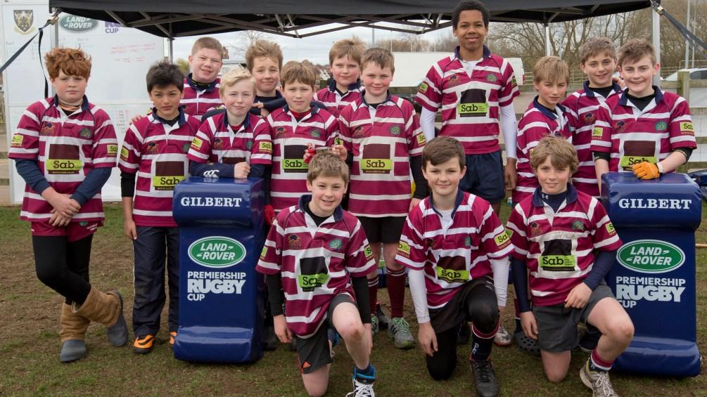Speechley left speechless at Spirit of Rugby Award