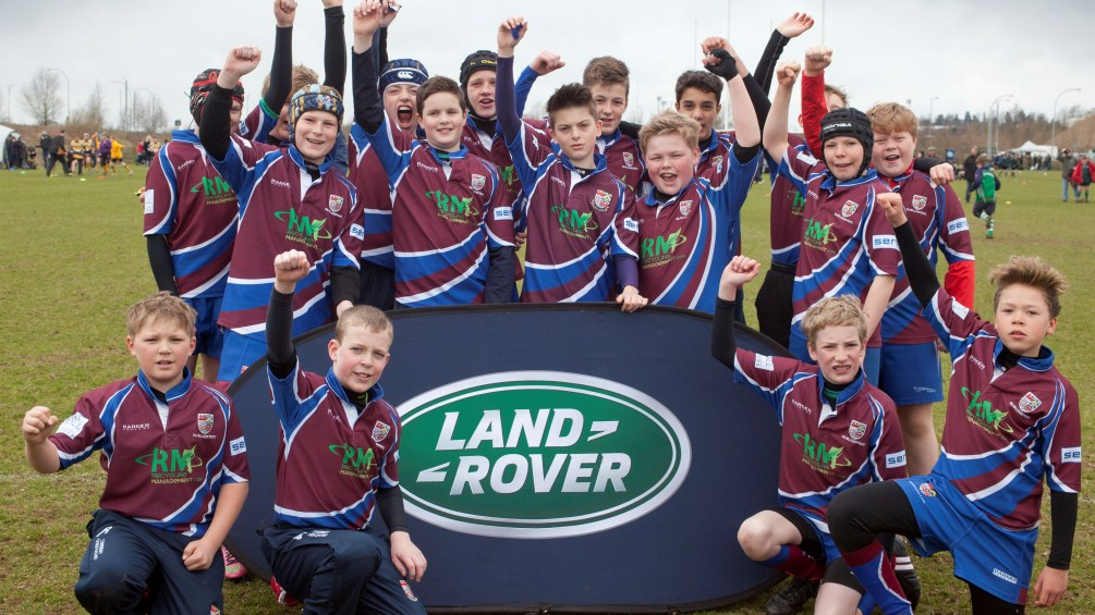 Silhillians celebrate more Land Rover Premiership Rugby Cup success