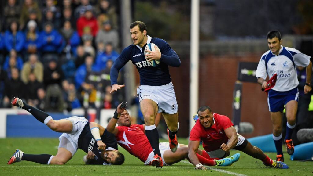 Tim Visser signs for Harlequins