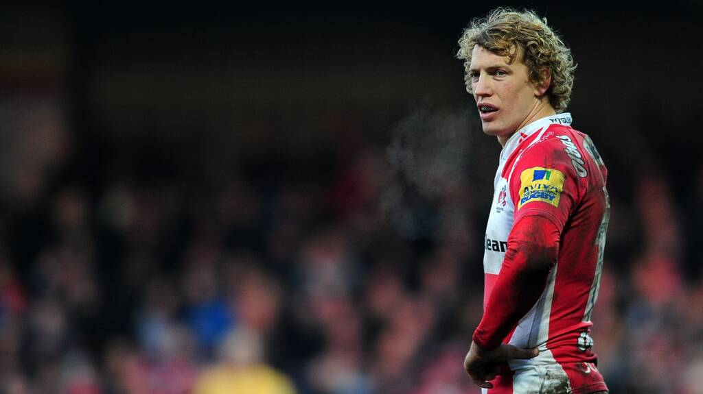 Macken to make first Gloucester Rugby start at Sale Sharks