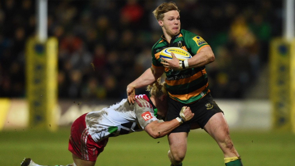Stephenson: Northampton Saints won't make same mistakes