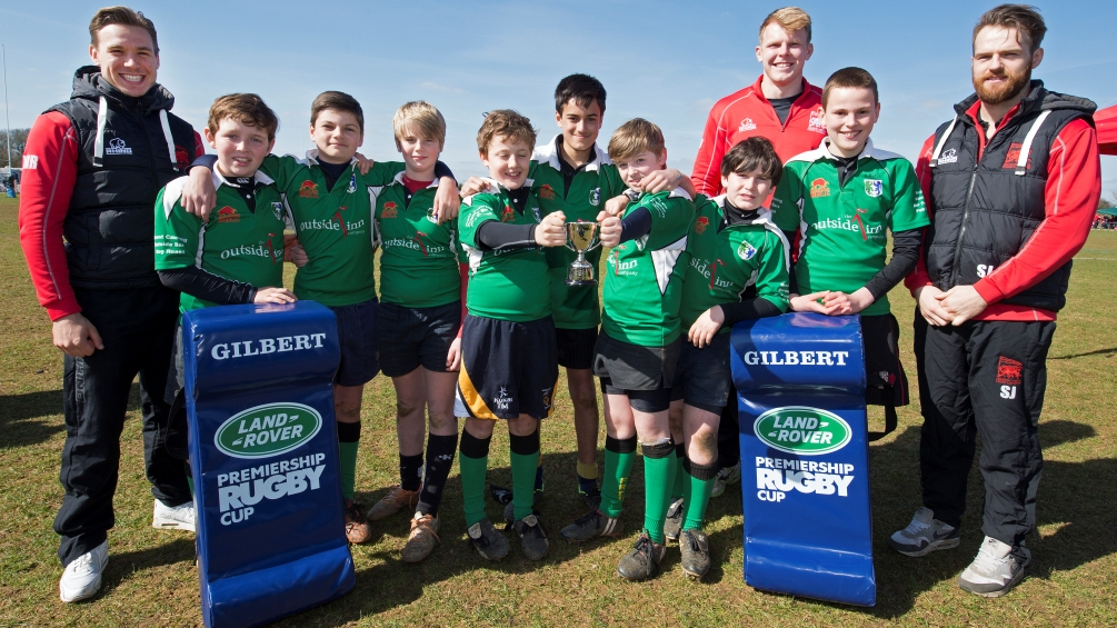 Fairford show true spirit at London Welsh Land Rover Premiership Ruby Cup