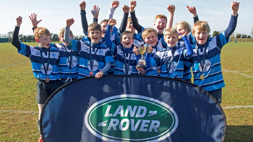 Land Rover Premiership Rugby Cup brings smiles to London Welsh