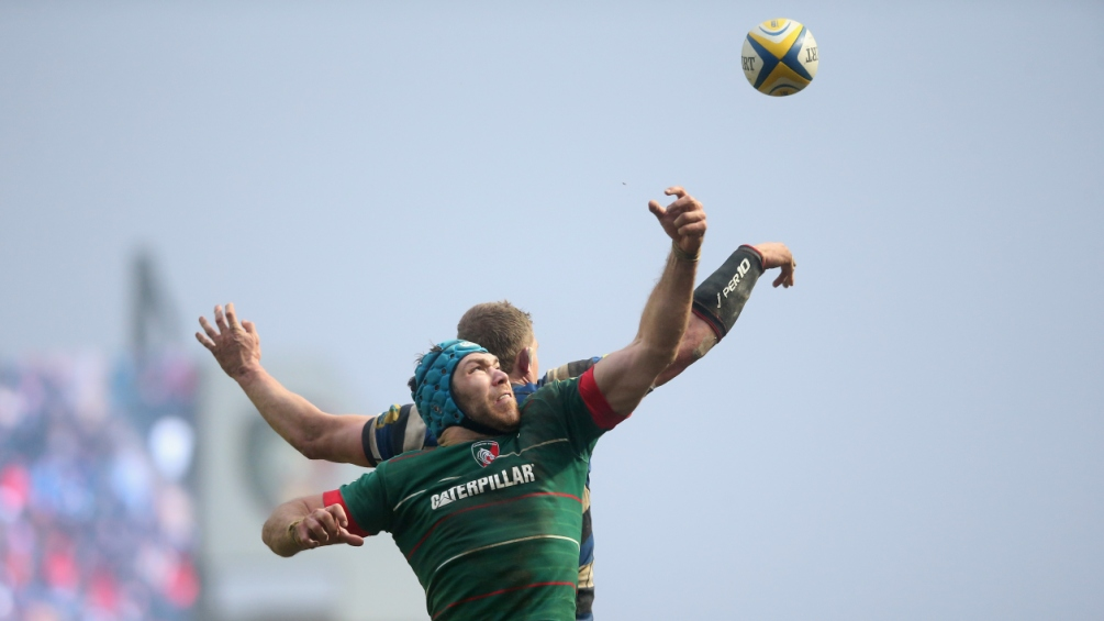 Kitchener ponders Parling's Leicester Tigers exit