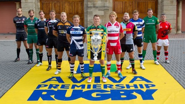 Premiership Rugby supports the Aviva Community Fund