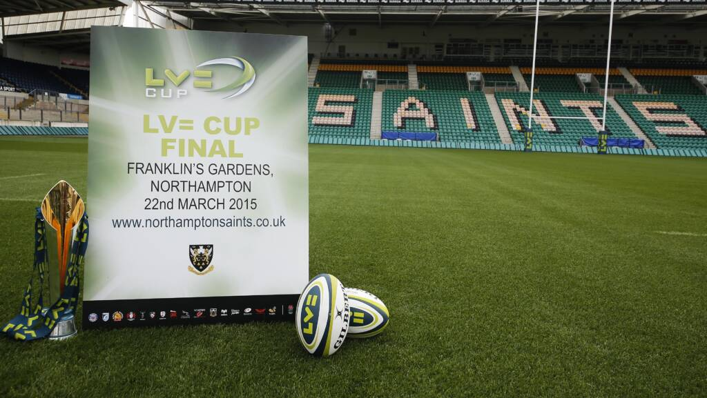 AUDIO: England stars with one eye on the LV= Cup final