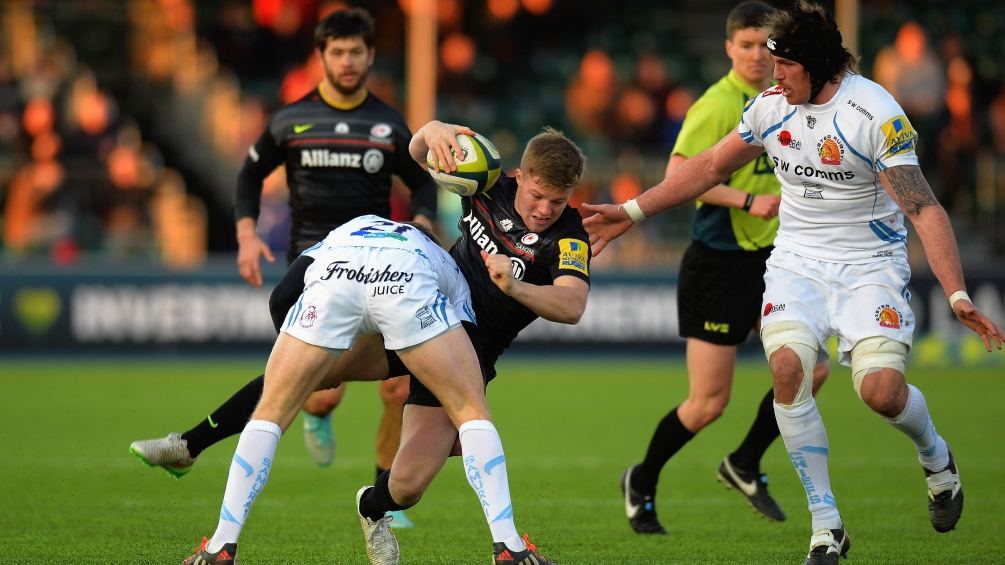 LV= Cup Final Preview: Saracens v Exeter Chiefs
