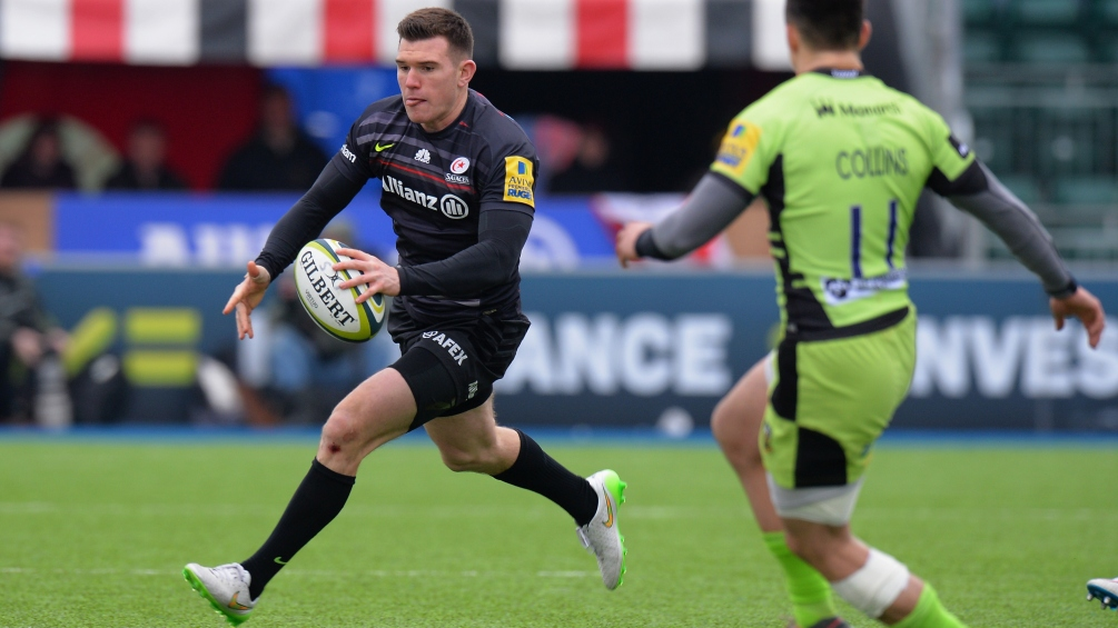 Figallo thrilled to see Saracens youth shine