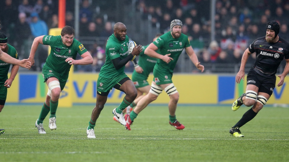 Ojo relishing another St Patrick's Party