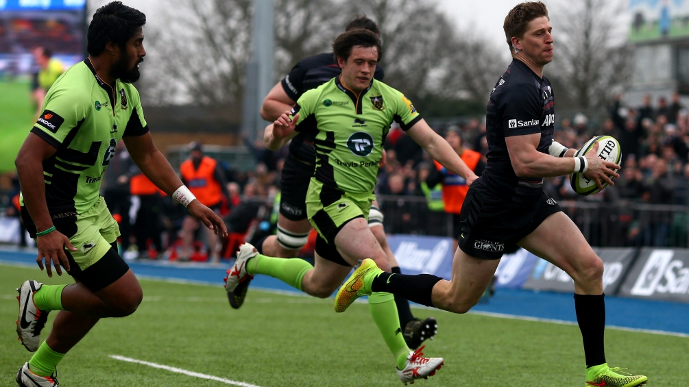Match Reaction: Saracens 24 Northampton Saints 20