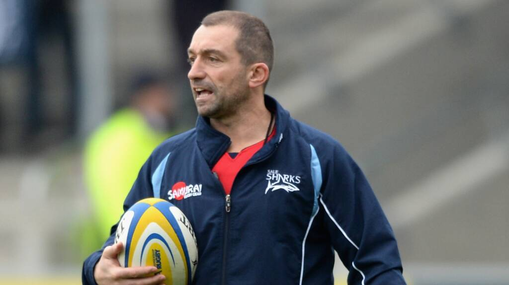Bryan Redpath Leaves Sale Sharks
