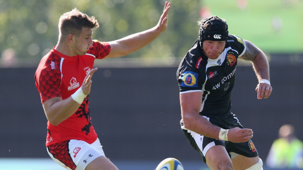 Armand: Exeter Chiefs young guns are on fire