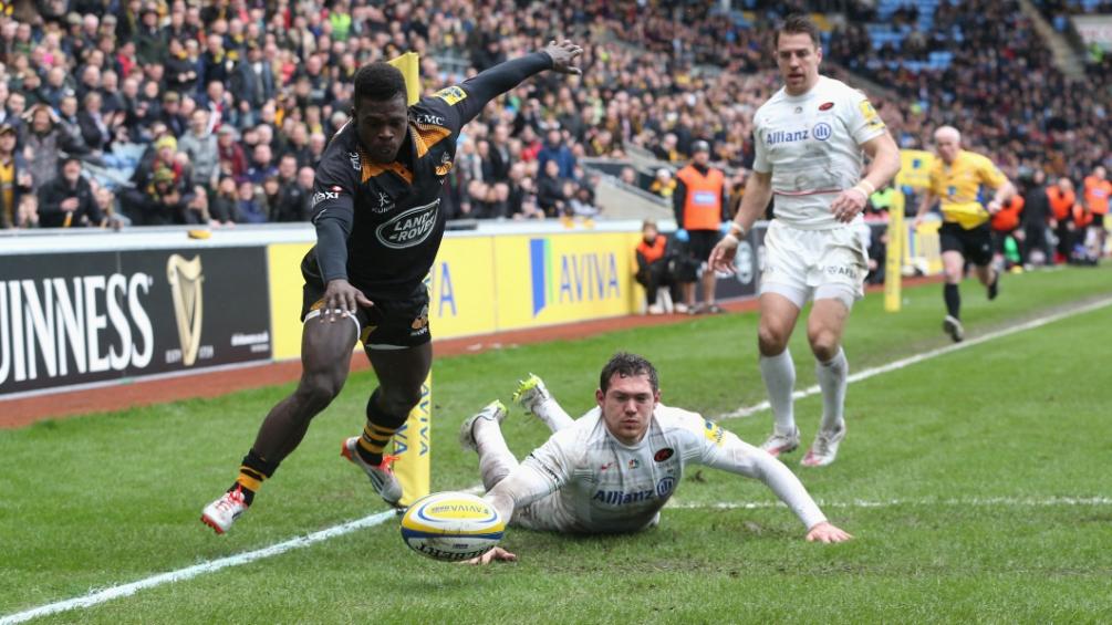 Aviva Premiership Rugby Round 17: Round-Up