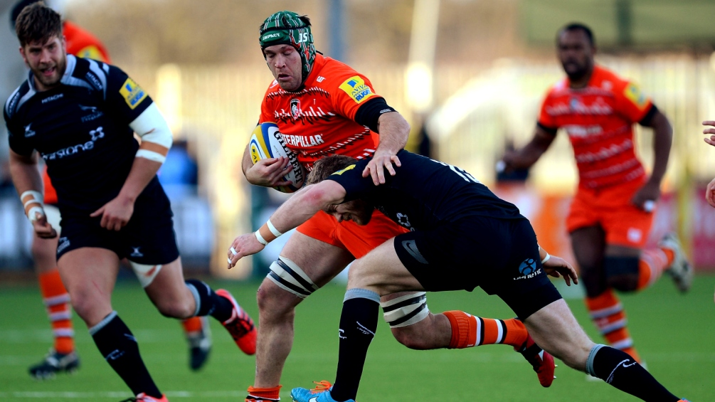 Match reaction: Newcastle Falcons 12 Leicester Tigers 16