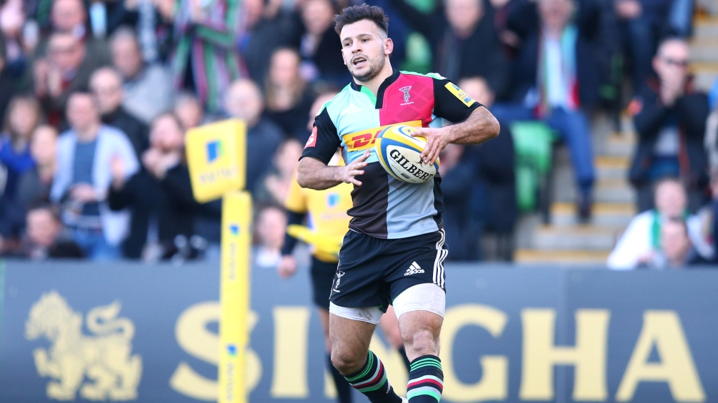 Match reaction; Harlequins 26 London Irish 20