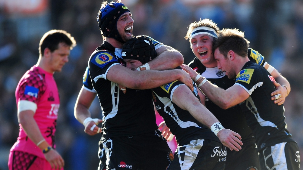 Match reaction: Exeter Chiefs 74 London Welsh 19