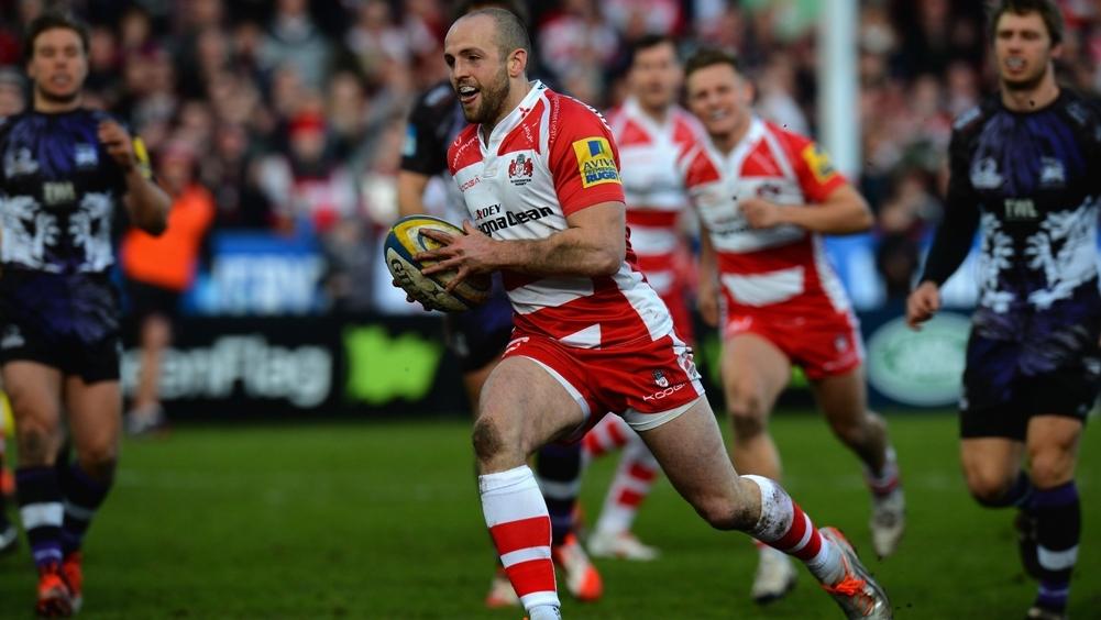 Sharples senses Gloucester resurgence