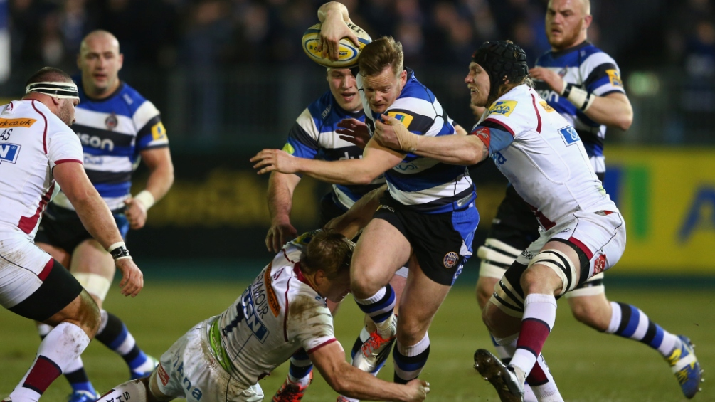 Match reaction: Bath Rugby 12 Sale Sharks 3