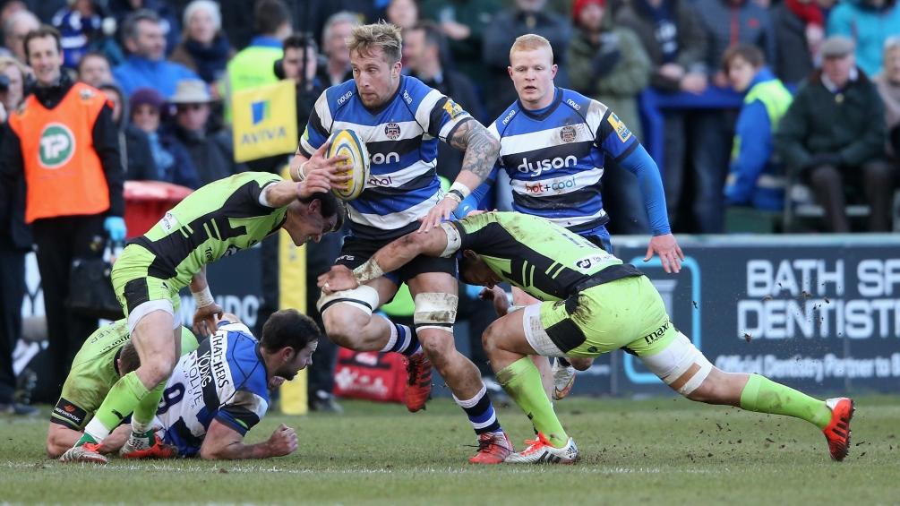 Day calls on Bath Rugby to end losing streak