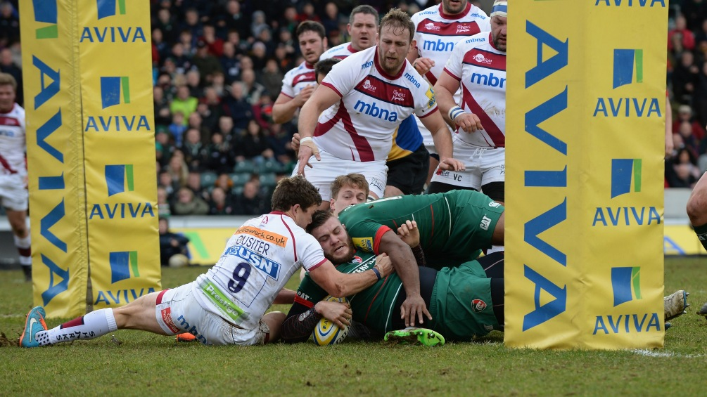 Every point matters for Pearce and Leicester Tigers
