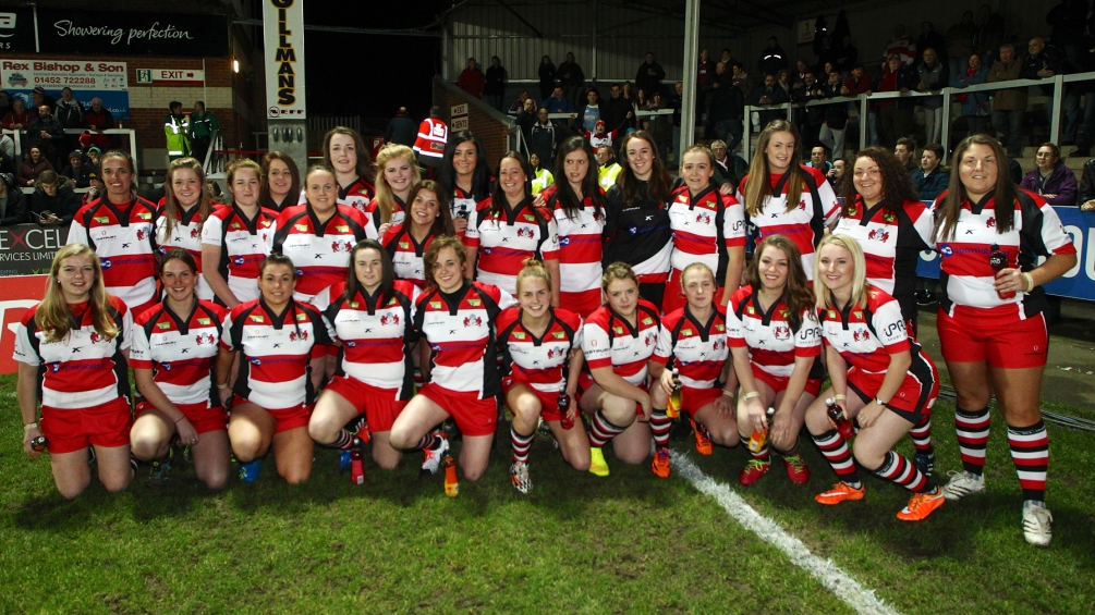 Grand plans for Gloucester-Hartpury Ladies