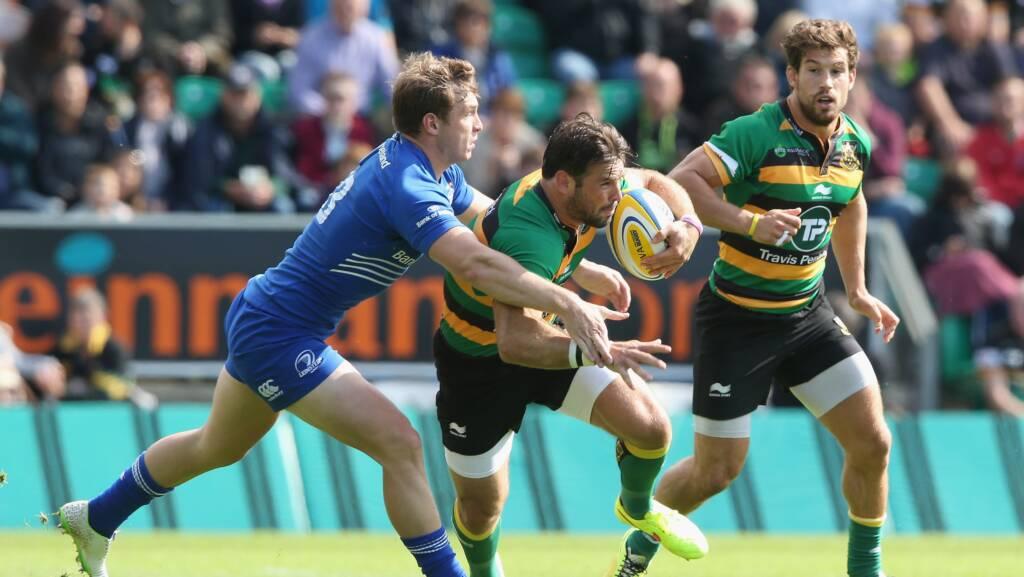 Gloucester Rugby sign centre Brendan Macken on loan