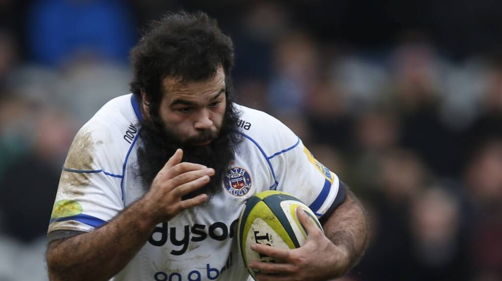 Five changes for Bath Rugby