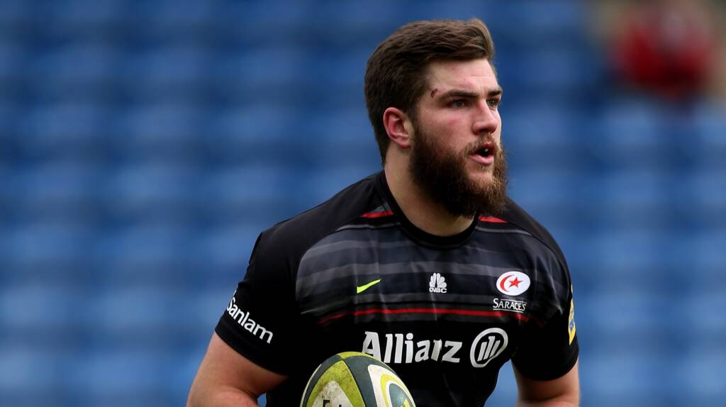 Saracens name team to face Newcastle Falcons