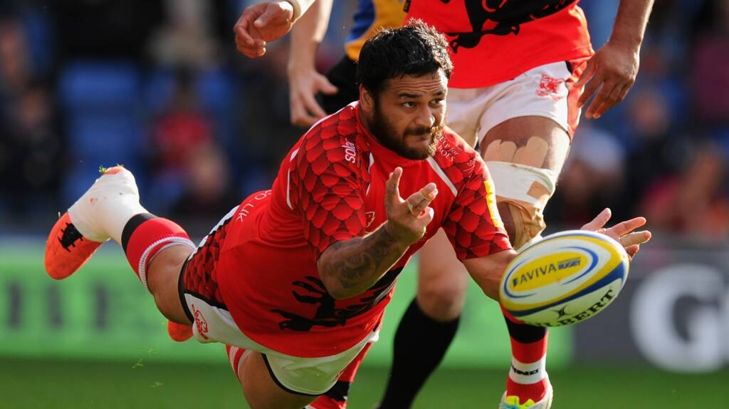 Wasps add Weepu and Thomas until the end of the season